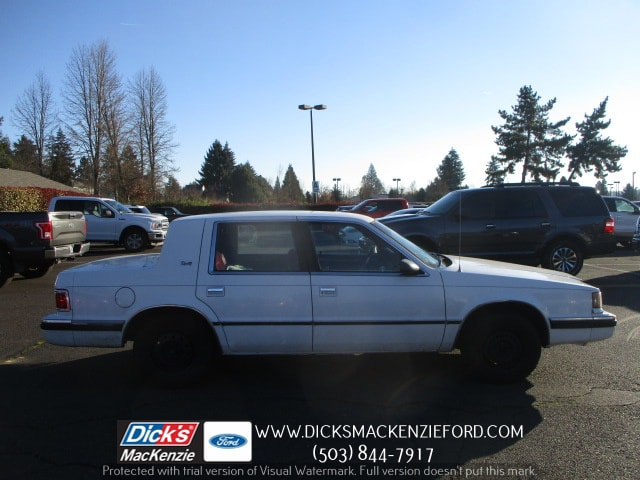 Pre-Owned 1991 Dodge Dynasty