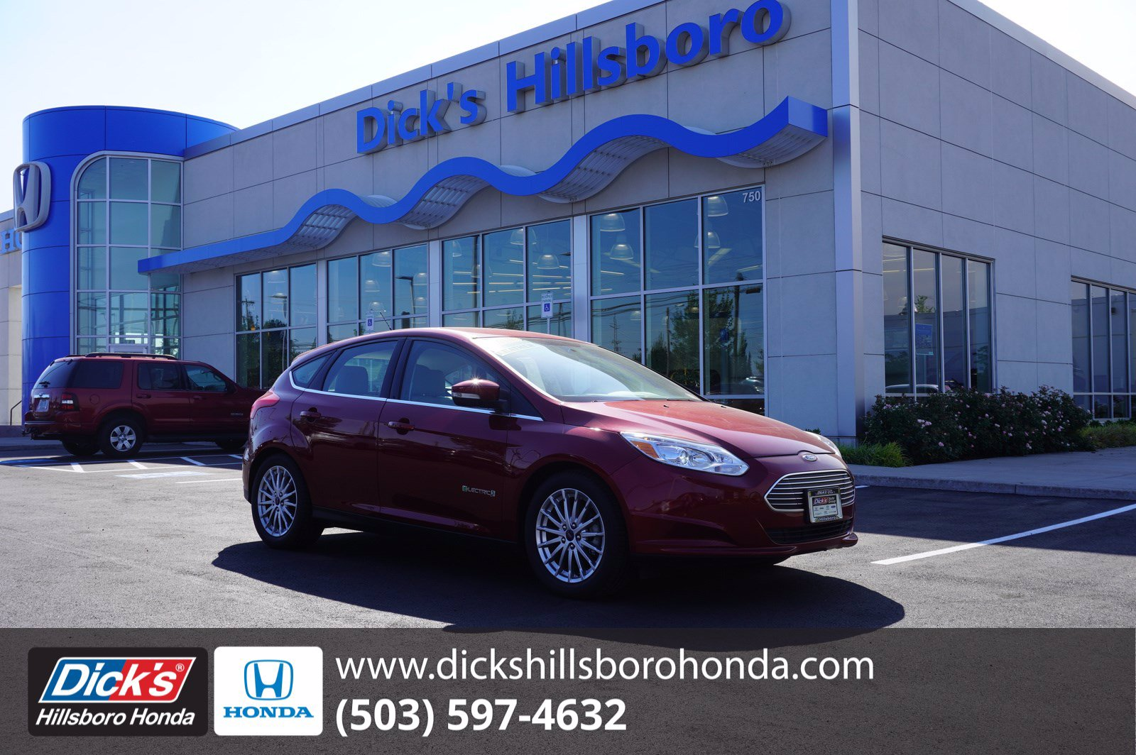 Pre-Owned 2016 Ford Focus Electric