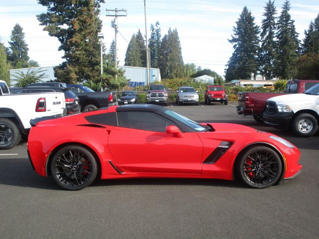 Pre Owned 2015 Chevrolet Corvette Z06 3lz 2dr Car In Hillsboro