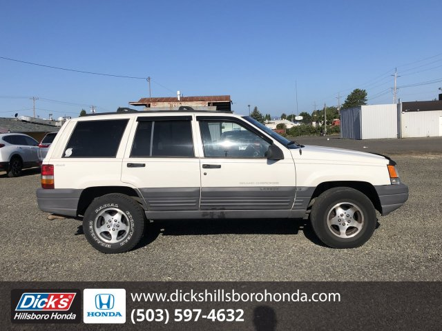 Pre-Owned 1997 Jeep Grand Cherokee