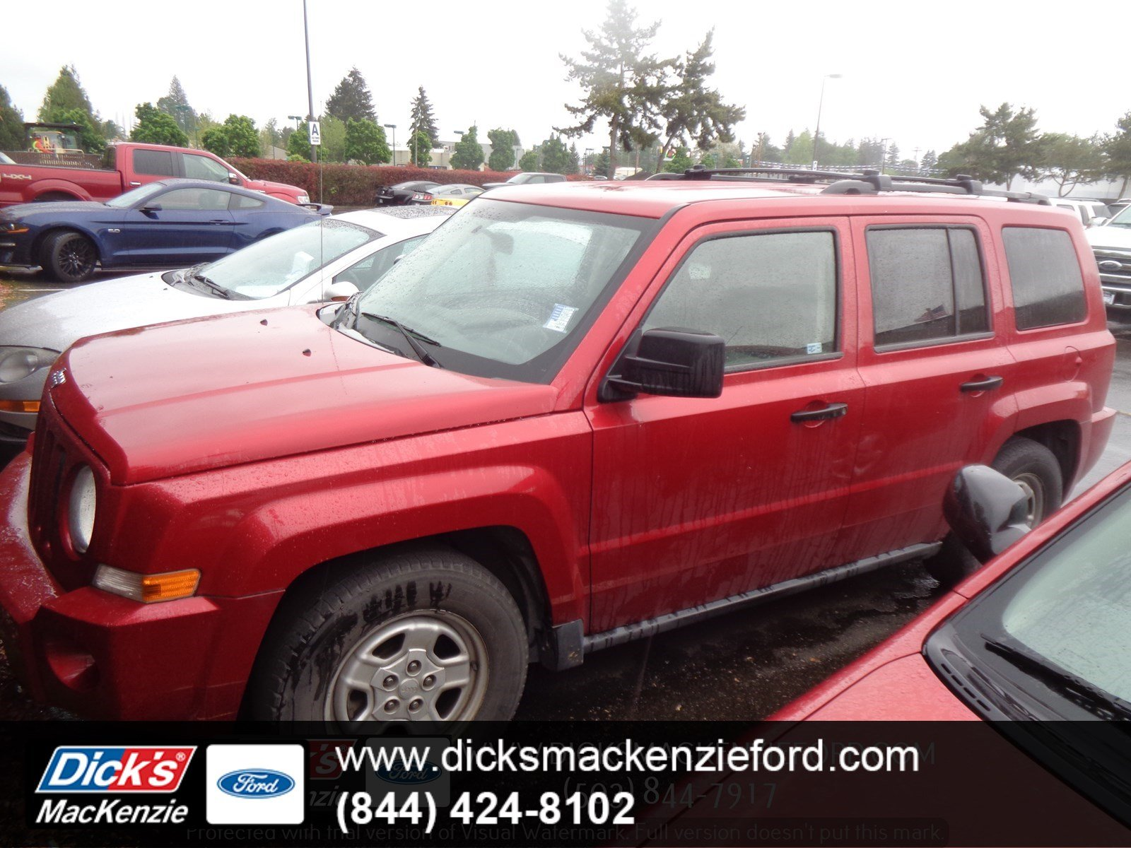 Pre-Owned 2007 Jeep Patriot Sport