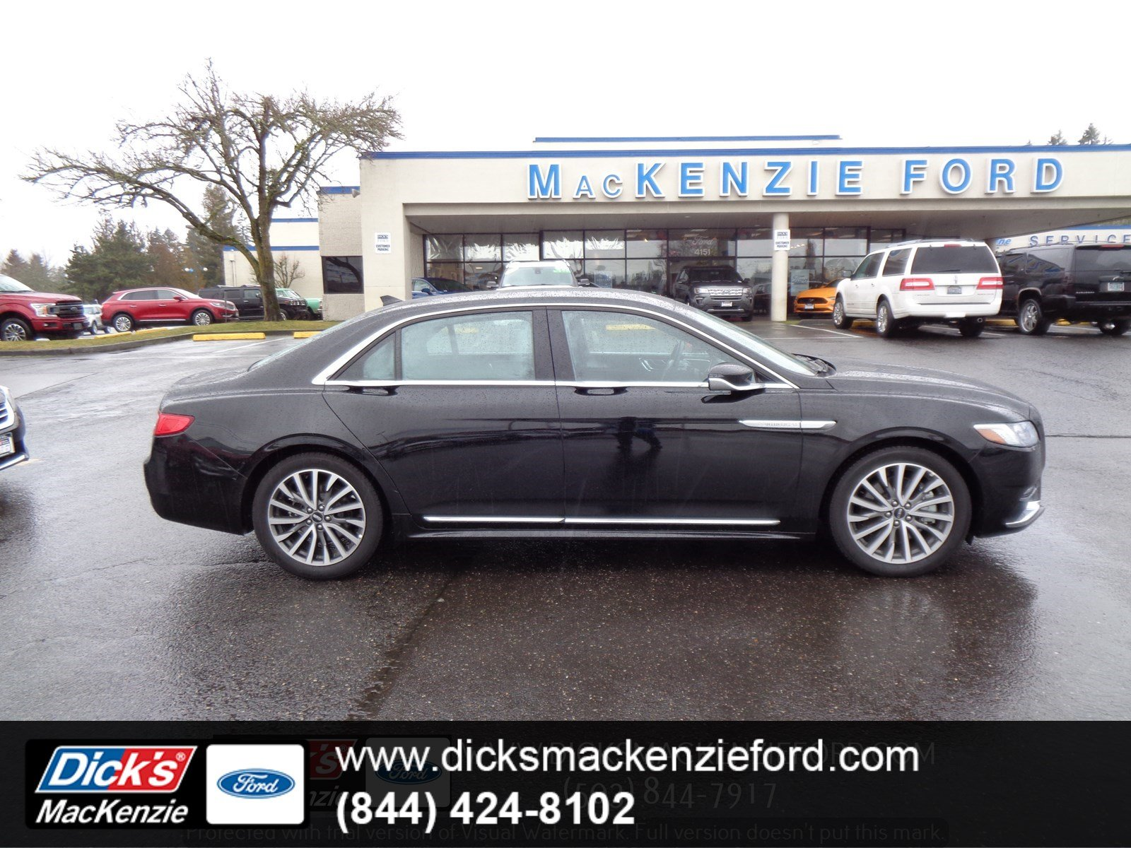 Pre-Owned 2018 Lincoln Continental Select Plus