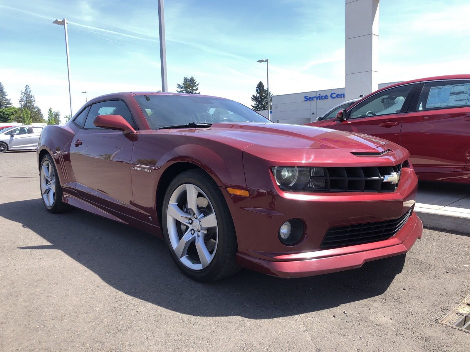 2010 Chevrolet Camaro 1ls >> Pre Owned 2010 Chevrolet Camaro 2ss 2dr Car In Hillsboro H1807