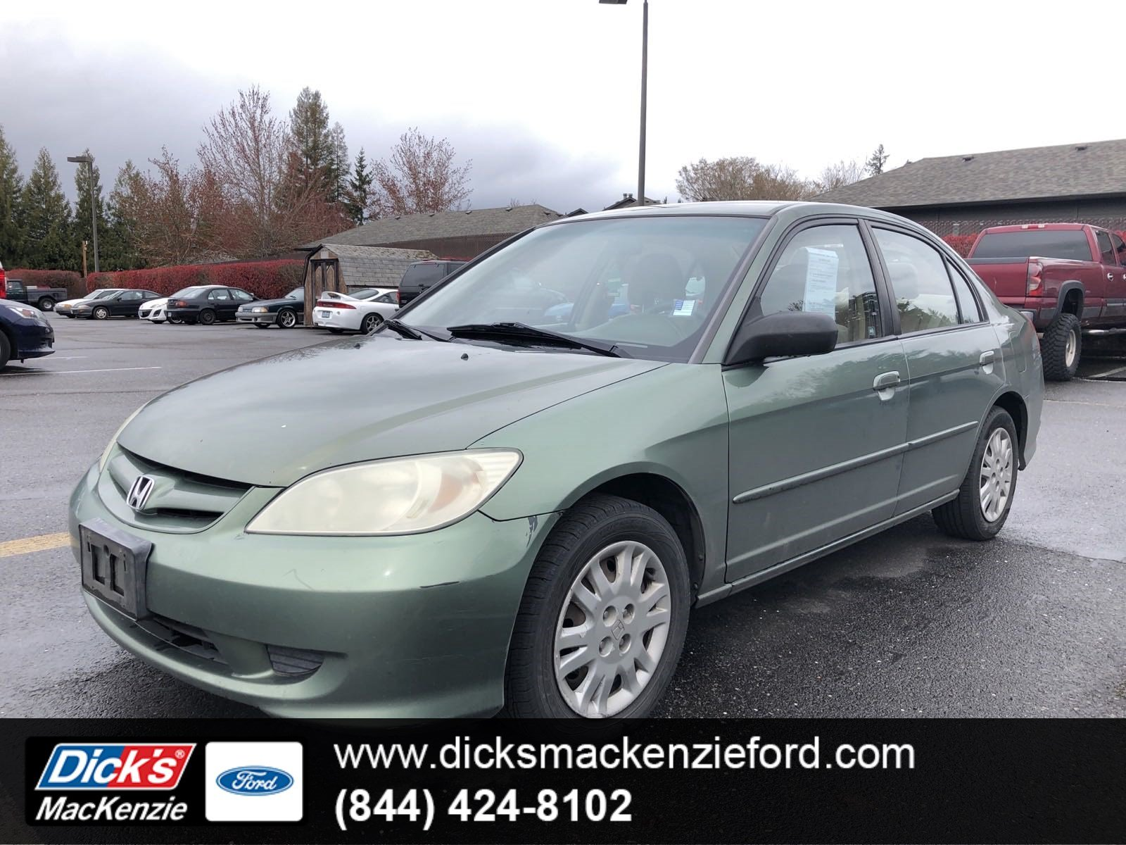Pre-Owned 2004 Honda Civic LX