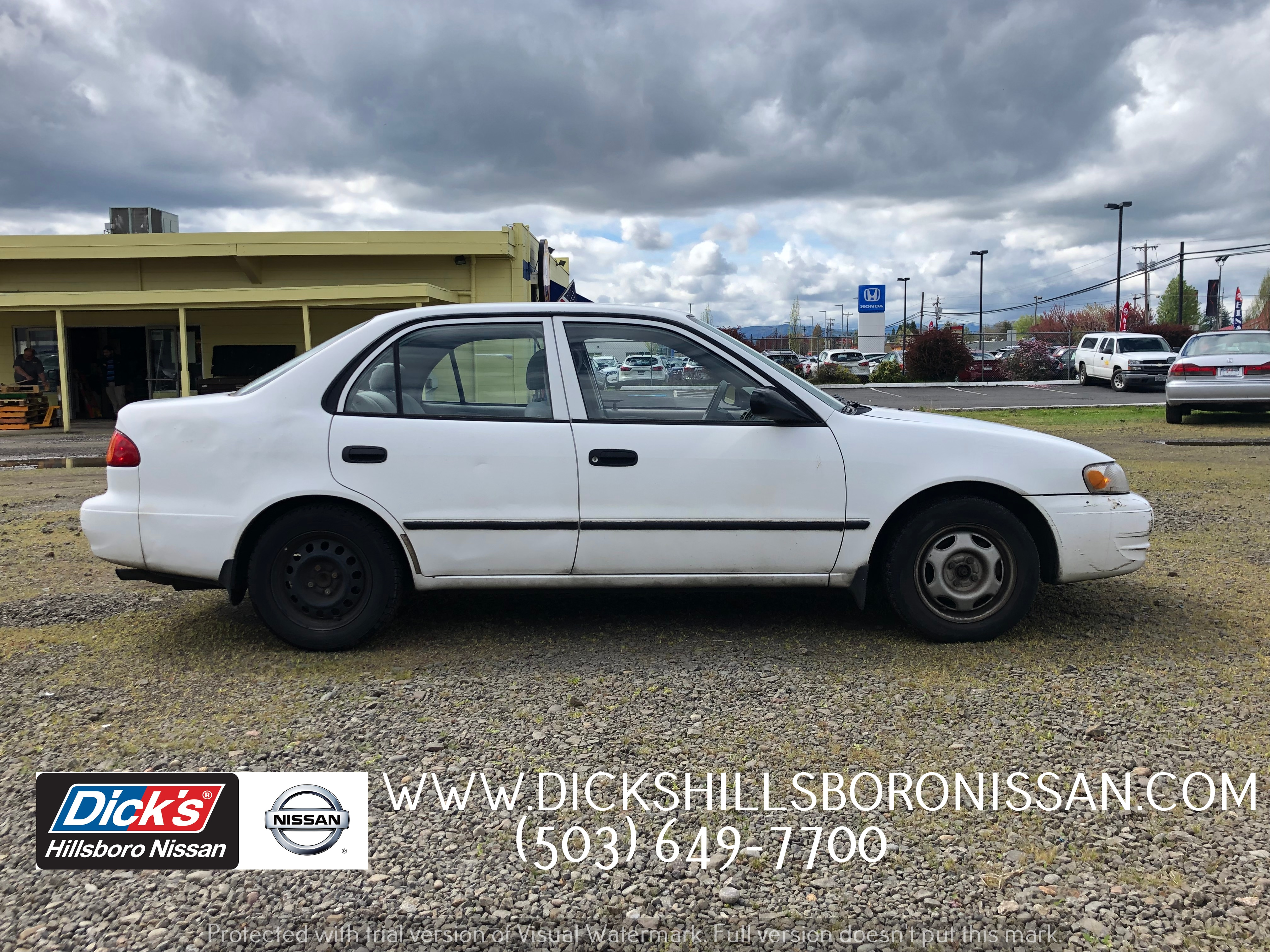 Pre-Owned 1999 Toyota Corolla VE