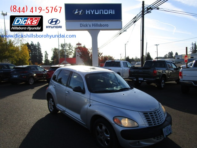 Pre-Owned 2002 Chrysler PT Cruiser Limited Edition