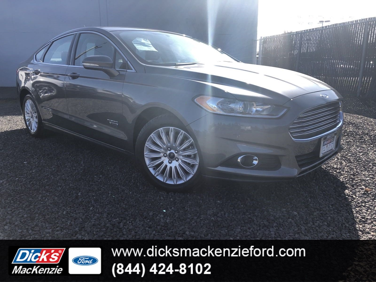 Pre-Owned 2014 Ford Fusion Energi SE Luxury
