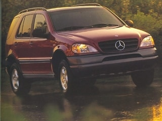 Pre-Owned 1998 Mercedes-Benz M-Class Classic