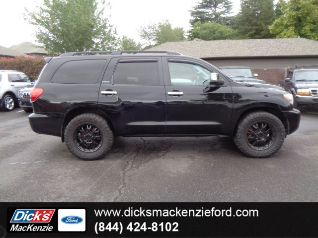 Pre-Owned 2011 Toyota Sequoia Ltd