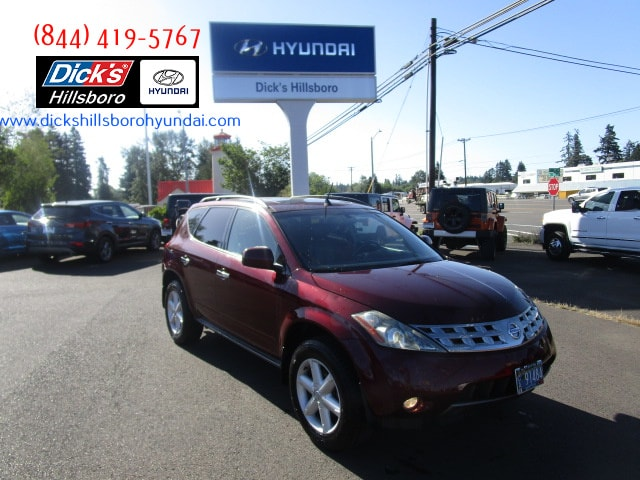 Pre-Owned 2005 Nissan Murano