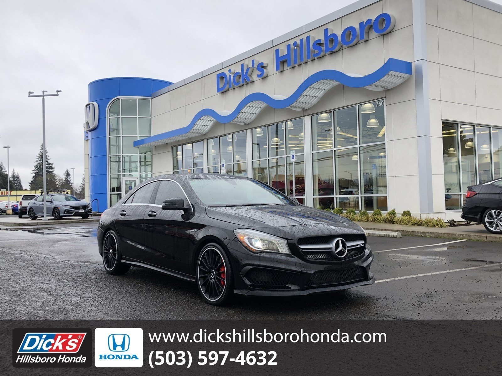 Pre-Owned 2016 Mercedes-Benz CLA AMG® CLA 45