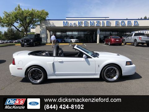 Pre-Owned 2003 Ford Mustang COBRA