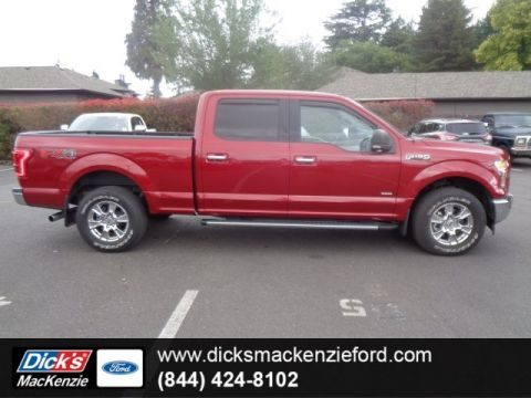 Pre-Owned 2017 Ford F-150 MG