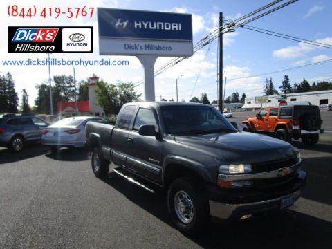 Pre-Owned 2001 Chevrolet Silverado 2500HD