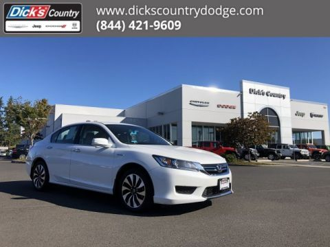 Pre-Owned 2014 Honda Accord Hybrid Hybrid