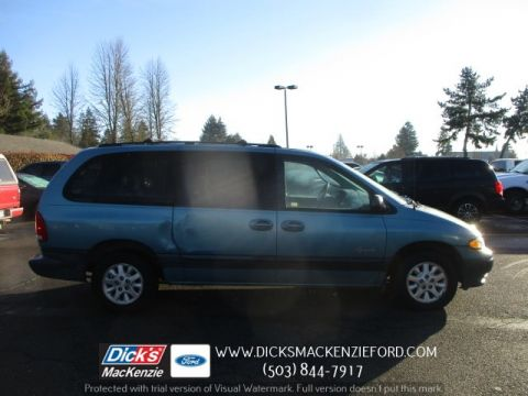 Pre-Owned 1999 Plymouth Grand Voyager SE