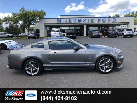 Pre-Owned 2010 Ford Mustang GT500