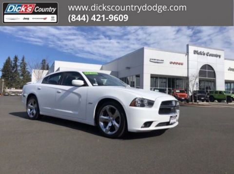 Pre-Owned 2012 Dodge Charger R/T Plus