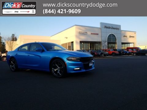 Pre-Owned 2015 Dodge Charger Rallye