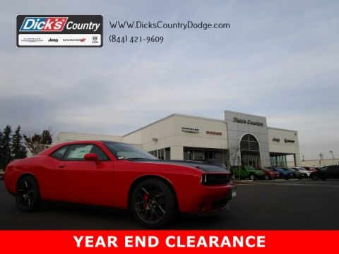 New 2018 DODGE Challenger T/A Plus