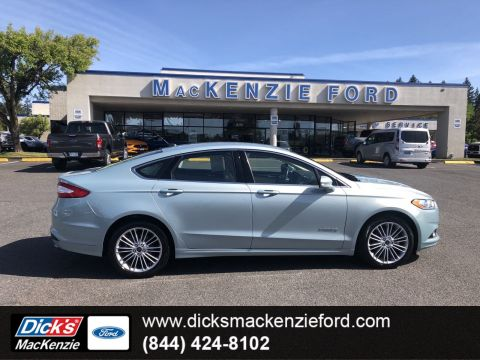 Pre-Owned 2014 Ford Fusion SE Hybrid