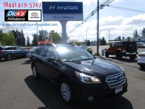Pre-Owned 2017 Subaru Outback 2.5i Premium with