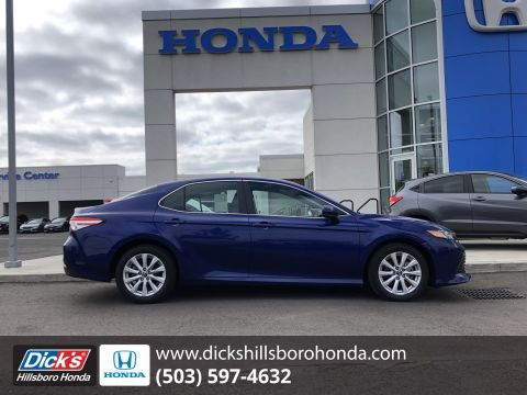 Pre-Owned 2018 Toyota Camry