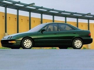 Pre-Owned 1995 Acura Integra LS