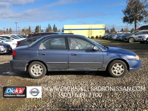 Pre-Owned 2003 Kia Spectra Base
