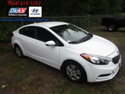Pre-Owned 2016 Kia Forte LX FWD